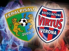 Feralpisalò - Virtus Verona 2-1 FINALE