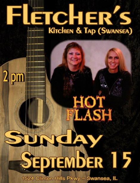 Hot Flash 9-15-19
