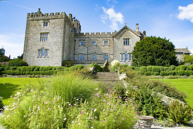 Sizergh Castle, Sedgwick, Cumbria
