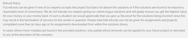 boostmygrade refund policy