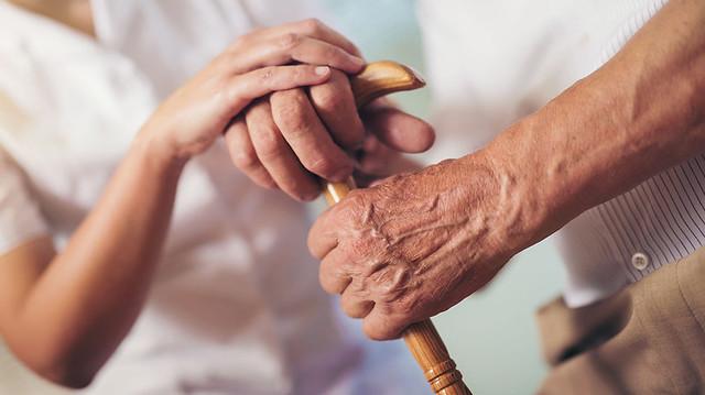 Dependencia - Personas mayores