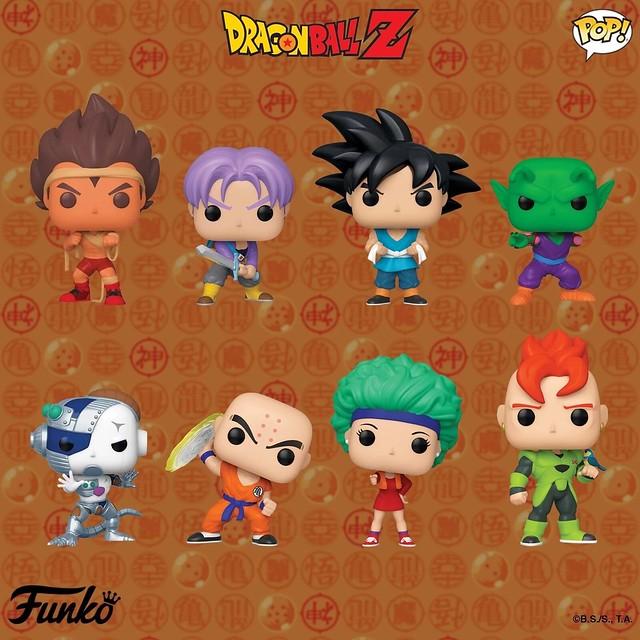 擋不住的《七龍珠Z》!FUNKO POP! ANIMATION Series Dragon Ball Z 系列:這些造型也能出?