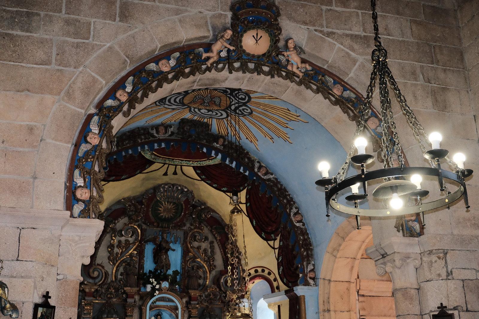 altar da igrexa