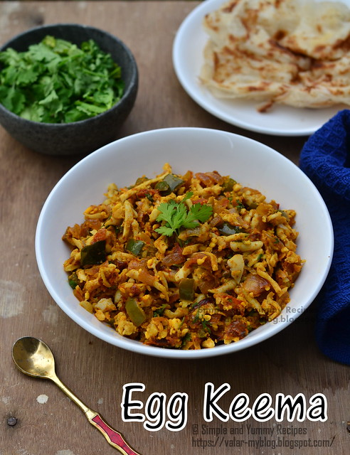 Egg Keema