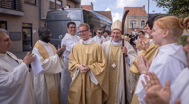Priesterwijding Stijn Vanhee 2019.09.07