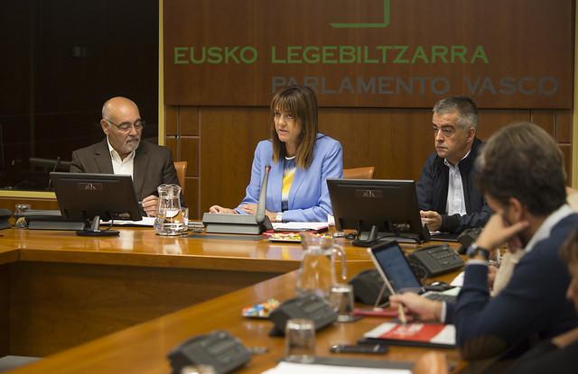 Reunión Grupo Parlamentario Socialista