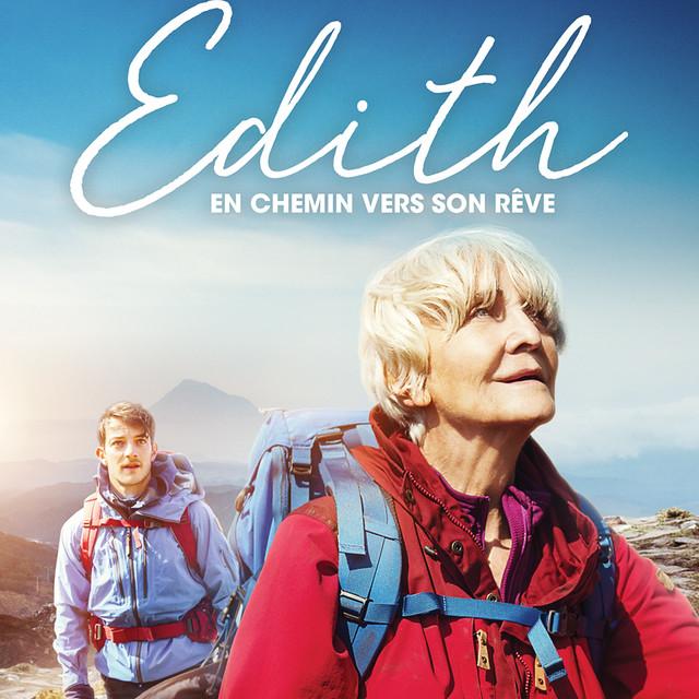 Edith en chemin vers son rêve