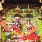 ISKCON Delhi Deity Darshan 10 Sep 2019