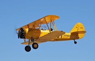 1940 USN Naval A/c Factory N3N-3 S/n.1918 N45305