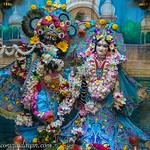 ISKCON Vrindavan Deity Darshan 10 Sep 2019