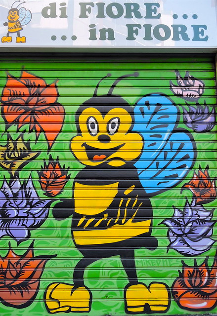 SALVATE LE API!/SAVE THE BEES!