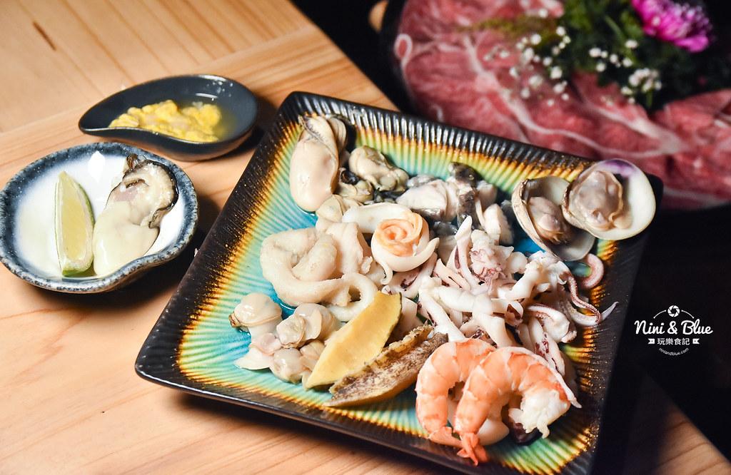 暮藏和牛鍋物 台中火鍋美食 菜單39