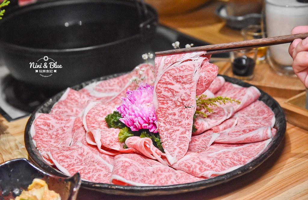 暮藏和牛鍋物 台中火鍋美食 菜單26