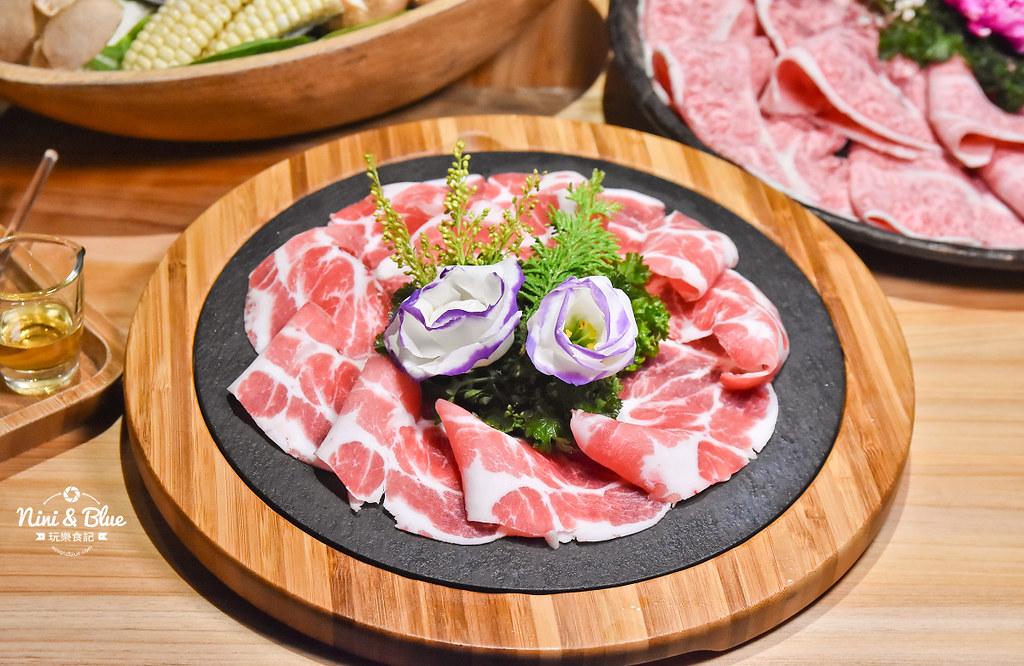 暮藏和牛鍋物 台中火鍋美食 菜單23