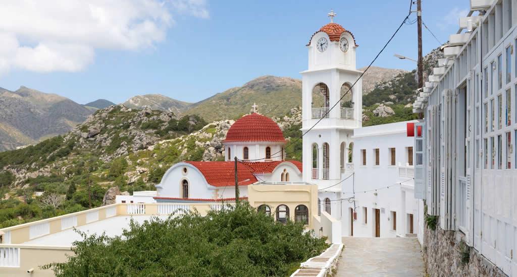 Steden en dorpen op Karpathos: Mesochori | Vakantie Karpathos