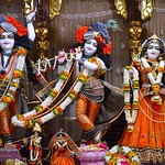 ISKCON Bangalore Deity Darshan 10 Sep 2019
