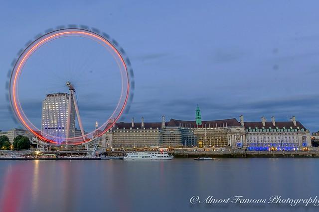 London Eye....2015