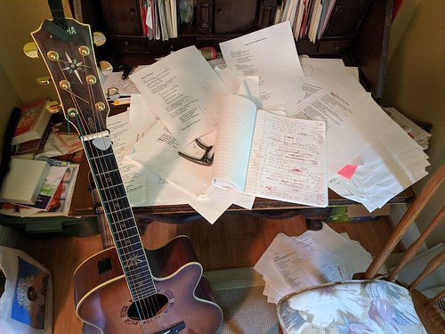 Songwriting Work Space
