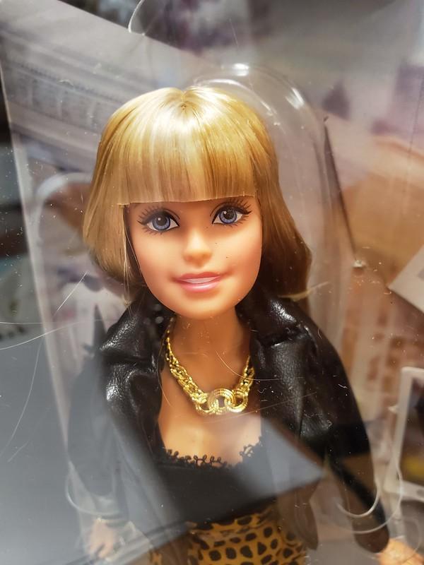 #The Barbie Look