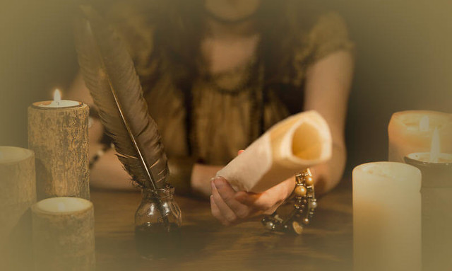 Consecration in Magick