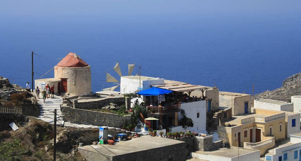 Bezienswaardigheden Karpathos: Olymbos | Vakantie Karpathos