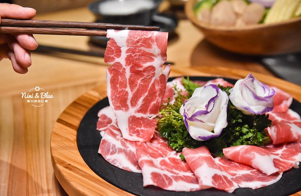 暮藏和牛鍋物 台中火鍋美食 菜單27