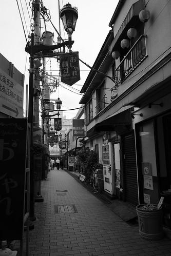 Odawara monochrome