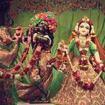 ISKCON Noida Deity Darshan 10 Sep 2019