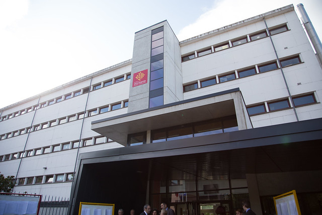 Visite de rentrée, LycéeBerthelot, 2 sept. 2019
