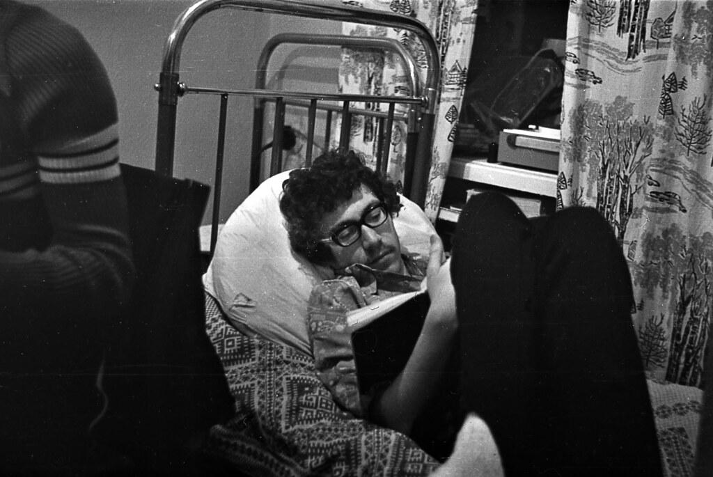 Общага, комната 212, 1977 год.