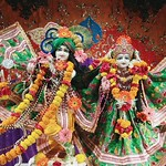 ISKCON Rajkot Deity Darshan 10 Sep 2019