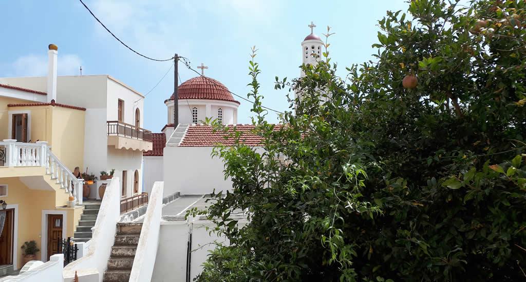 Bezienswaardigheden Karpathos: Spoa | Vakantie Karpathos