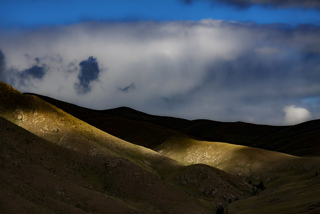 Mongolian Mountains