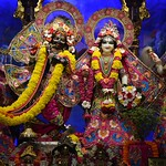ISKCON Ujjain Deity Darshan 10 Sep 2019