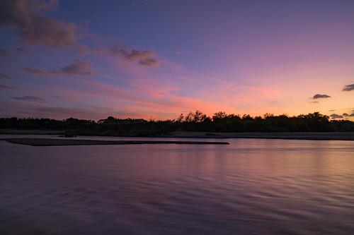 城陽市 京都府 japan kyoto 木津川 川 river 夕景 sunset