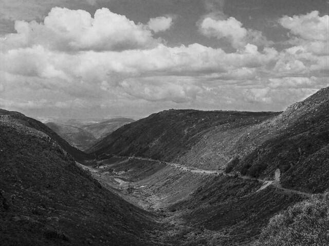 Zêzere glaciar valley