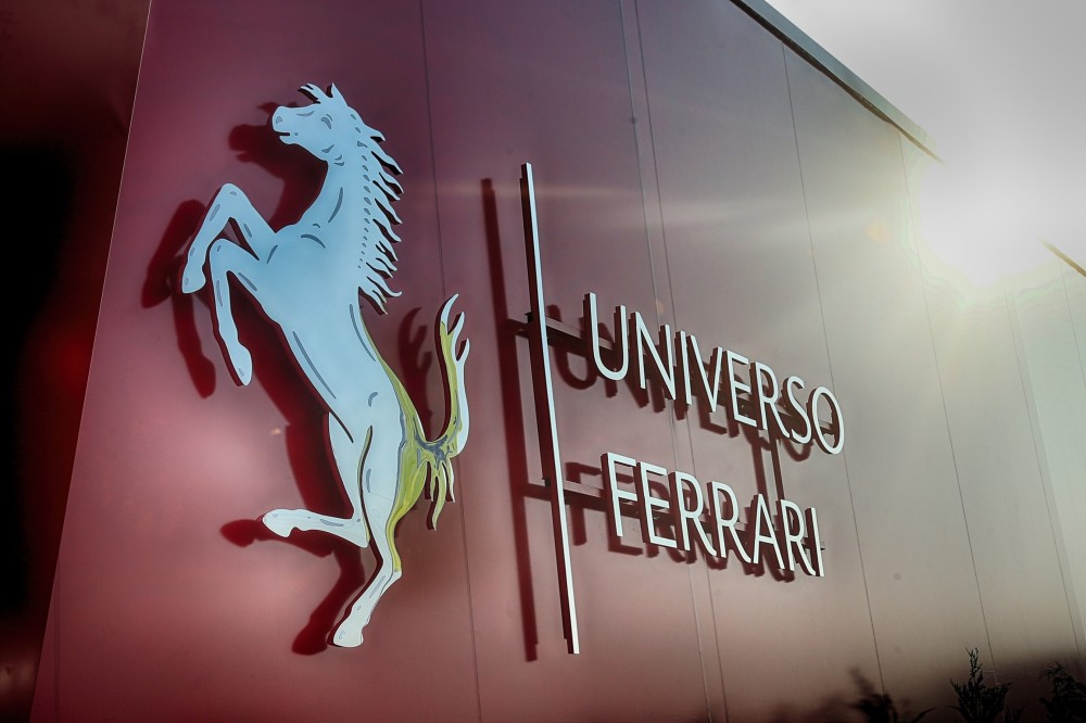 Universo Ferrari exhibition opens today_1