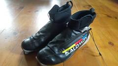 běžkařské boty Salmon RC Carbon - titulní fotka