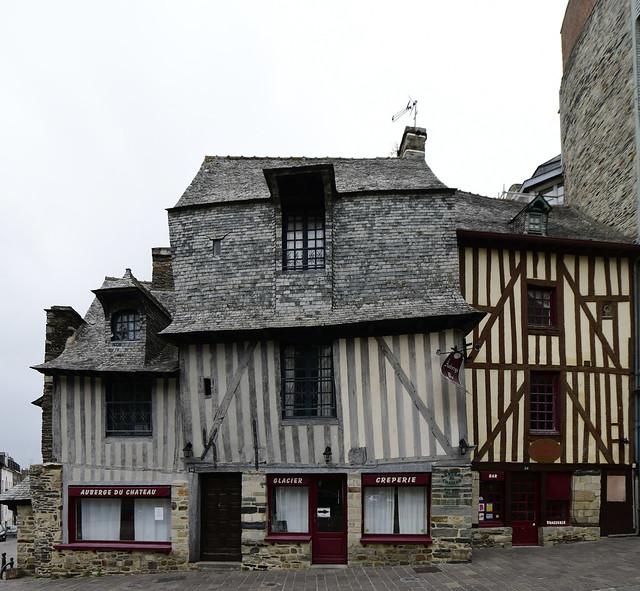 Vitré, Bretagne, France, August 2019_179