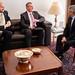 Vice-secretário interino da DHS, David Pekoske, visita Brasília