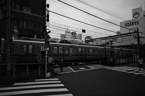 Machida monochrome