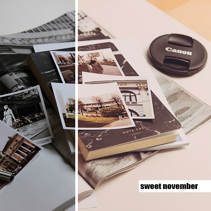 12 sweet november