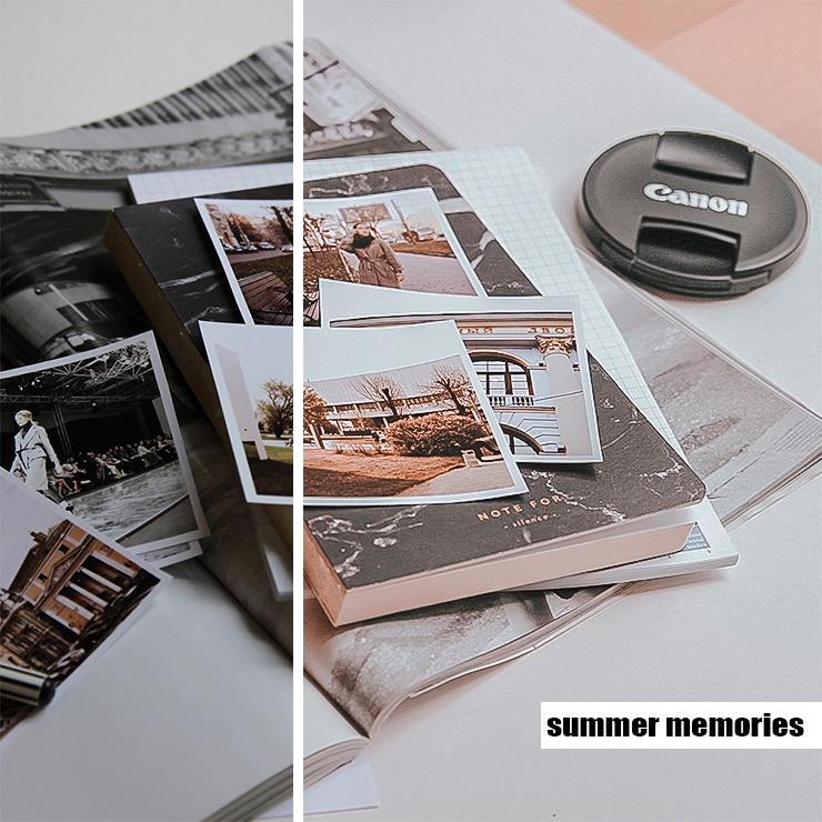 11 summer memories