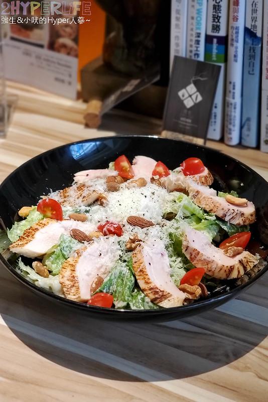 TF想食廚房│廣三SOGO百貨附近隱藏美食,除了義式料理和排餐,還有口感輕盈又溼潤的好吃舒芙蕾! @強生與小吠的Hyper人蔘~
