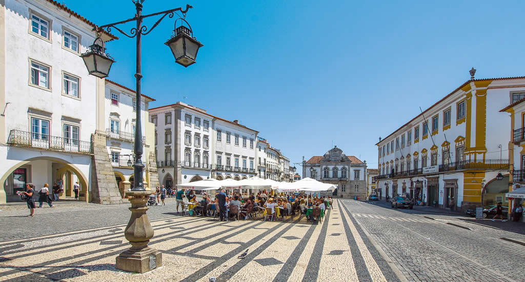Evora in Portugal | Mooistestedentrips.nl