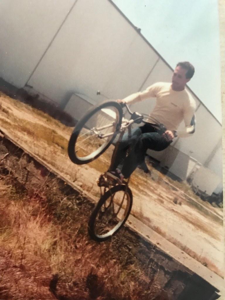 Classic MTB and BMX pre-1996