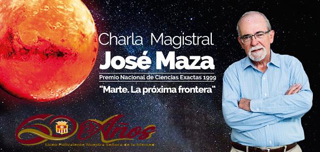 Linsem-Charla José Maza 2019