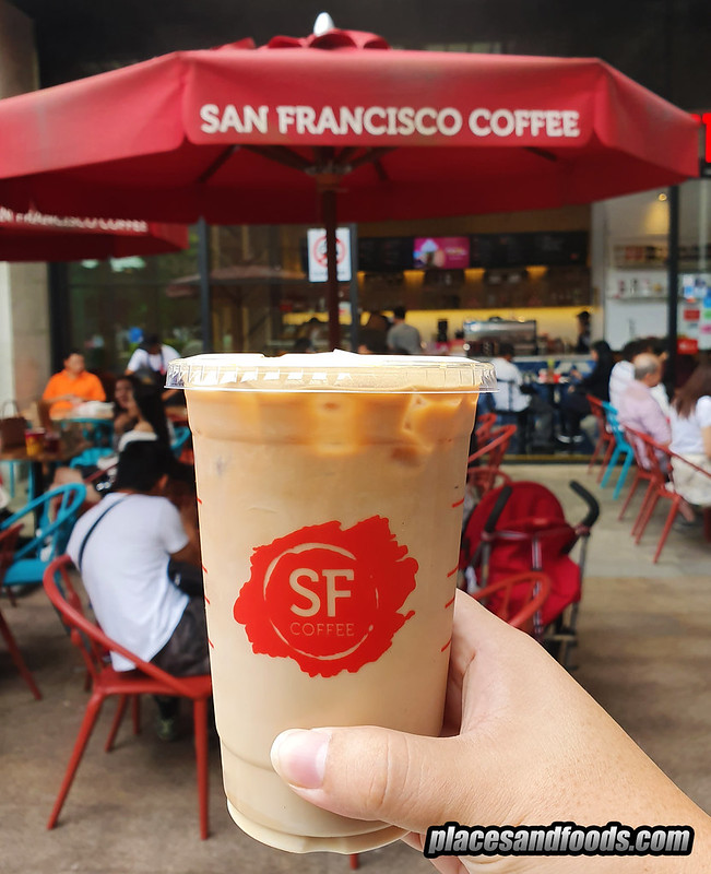 grab sanfranciso coffee