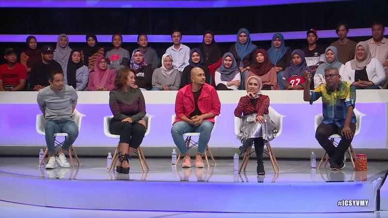 Turut disertai oleh Elly Mazlein serta Aman Ra sebagai penyiasat jemputan.