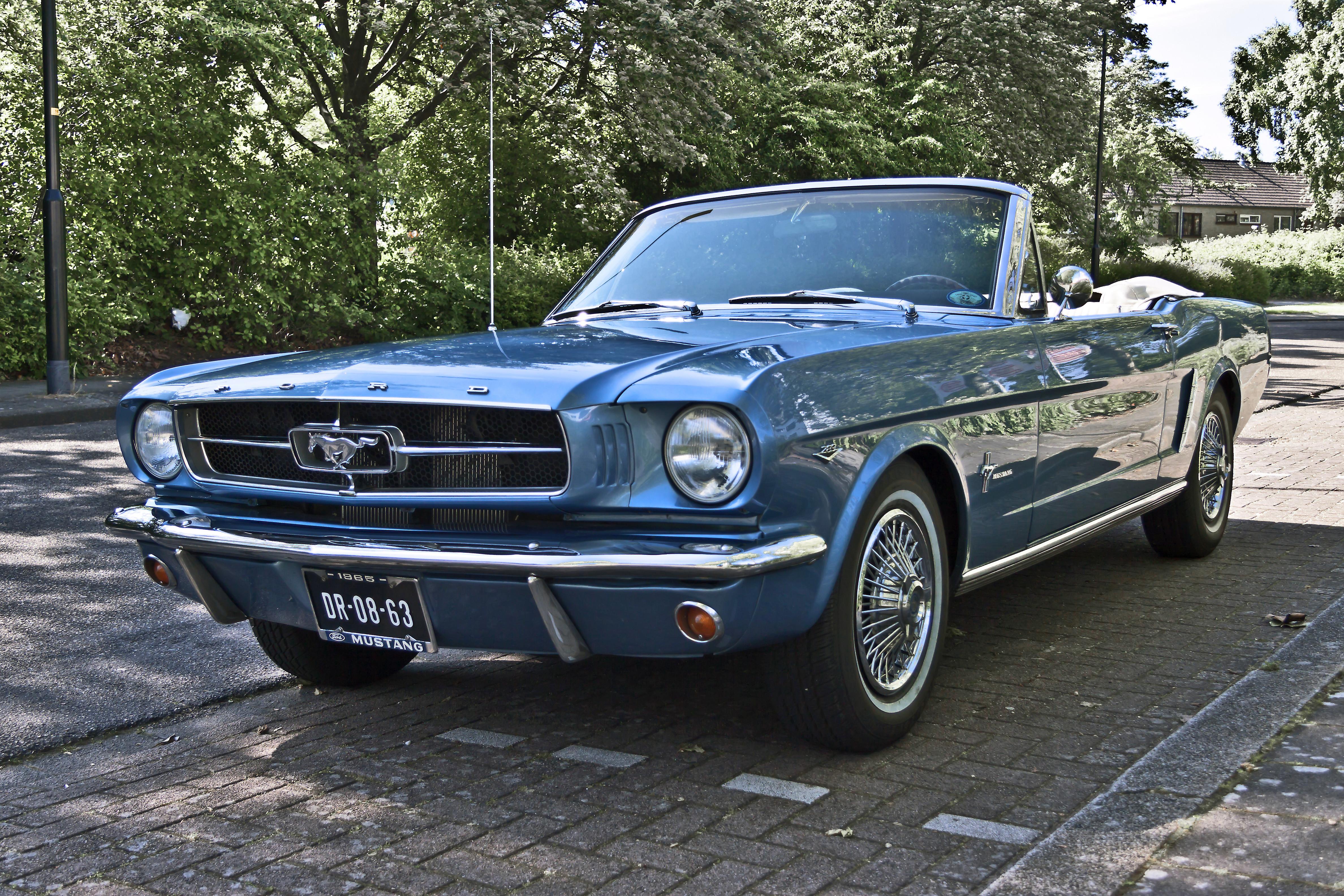 Ford Mustang, en Flickr